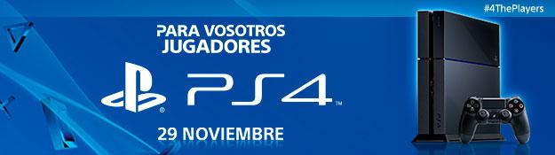 Lanzamiento PS4 29 de Noviembre - Nuevas Ofertas y Packs en Fnac