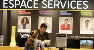 Assistance, services, formations et toutes les garanties Fnac