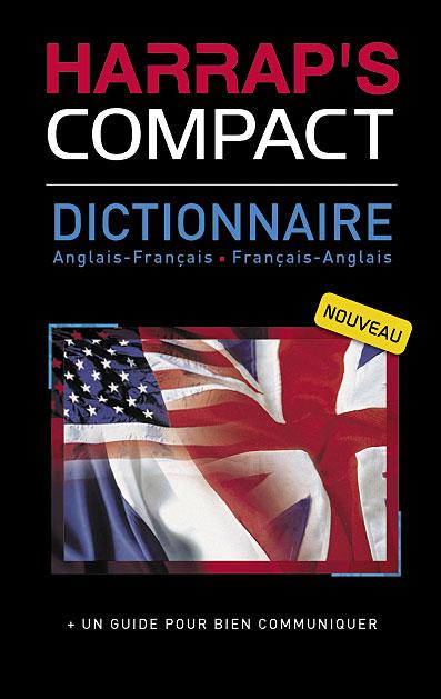 Harrap's Compact dictionnaire Anglais-français