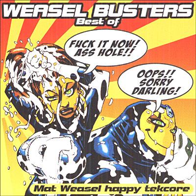 Mat Weasel Happy Tekcore dans 03. L'Art de la Récup' 3700187622510