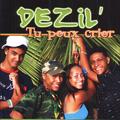 Dezil - Tu peux Crier 0828768713020