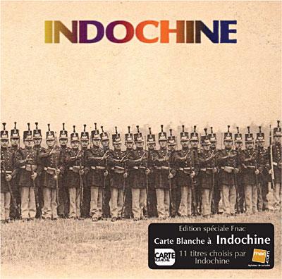 Indochine - Carte blanche
