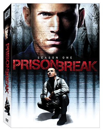 Prison Break Season 1 (Zone 1 VOstf) 0024543260820