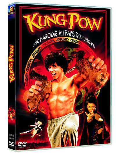 Kung Pow [NTSC] FRENCH DVDR [FS]