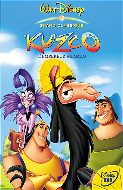Regarder le film Kuzco l empereur m�galo en streaming VF