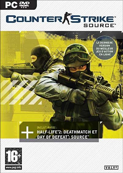 Counter-Strike : Source sur PC - jeuxvideocom