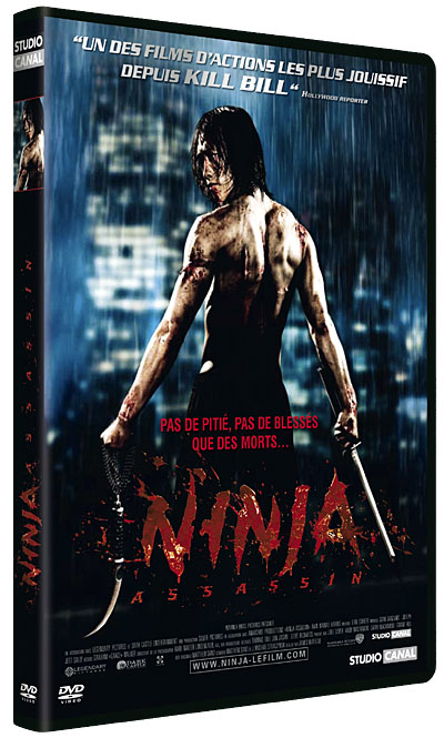 [MULTI] Ninja Assassin [DVD-R] [NTSC]