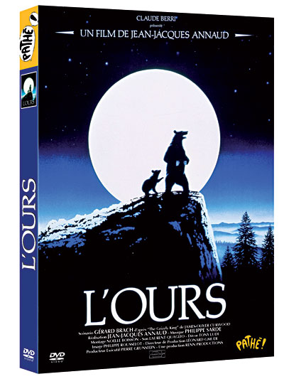 L'Ours [FRENCH ][DVDRIP] [FS]