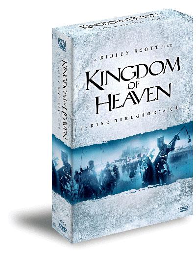 Kingdom of Heaven : Director's Cut 3388330030650