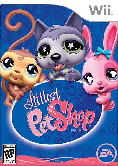 Littlest pet shop  dans les meilleurs jeux de wii 5030931066160