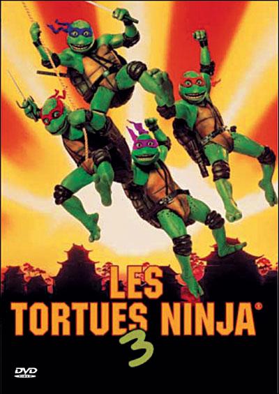 [MU] TMNT les tortues ninja Les 4 films
