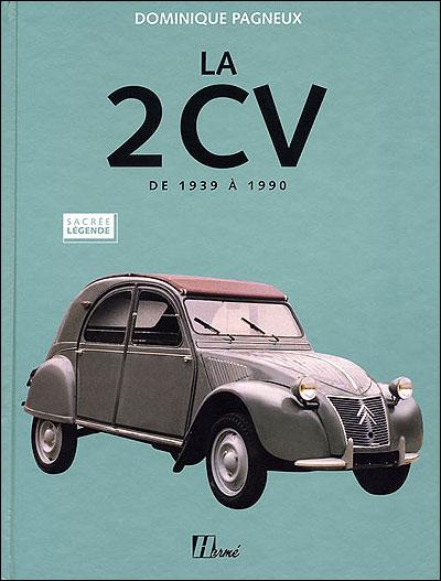les livres sur la 2CV Citroen 9782866652760