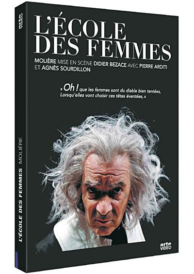 Theatre - Molière: L'École des femmes  [RENCH][TVRip][TB]
