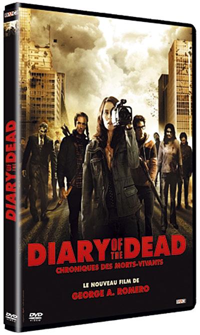 Diary of the Dead - Chronique des morts vivants [DVDRIP] [TRUEFRENCH] AC3+ (Bonus DVD) [FS]