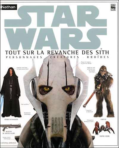 Star Wars en livres 9782092507490