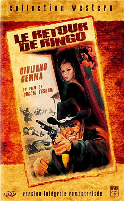 Le retour de Ringo - Il ritorno di Ringo - 1965 - Duccio Tessari 3512391509101