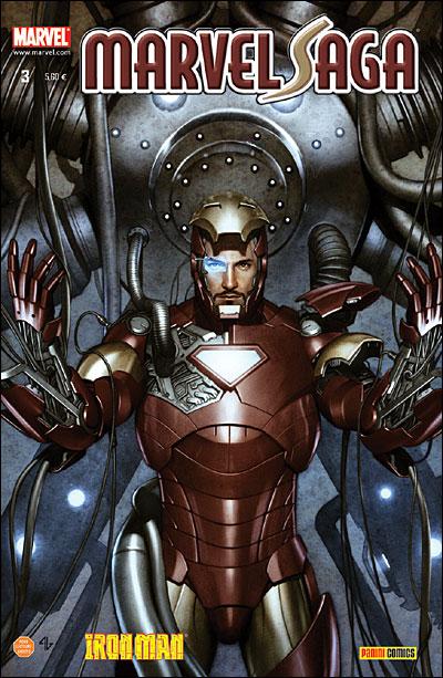 Marvel Saga [Trimestriel] 9782809410211