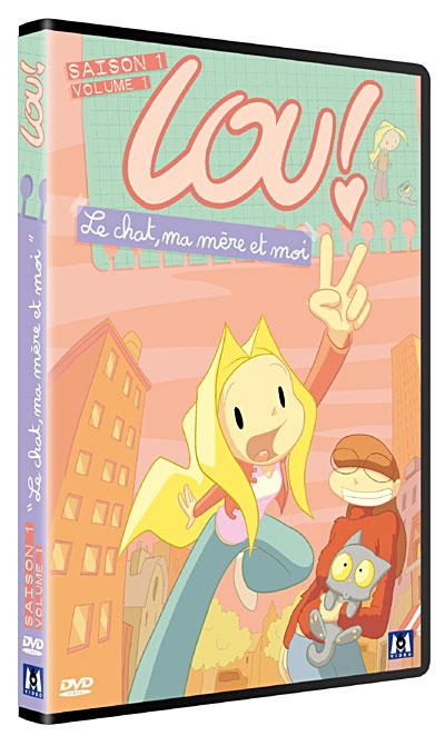 Lou DVD volume 1 saison 1
