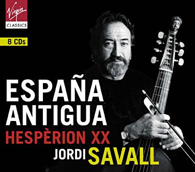 Jordi Savall 0724356196421