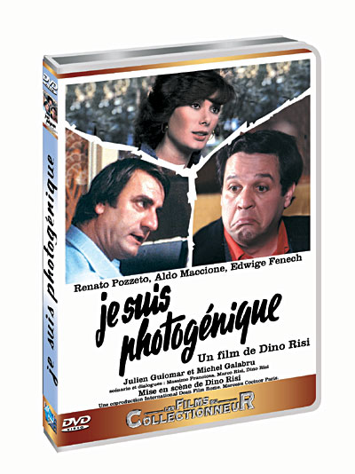 Je suis photogénique 1980 FRENCH DVDRip [FS][DF]