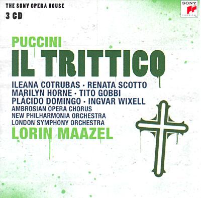 Puccini - Il Trittico 0886975272921