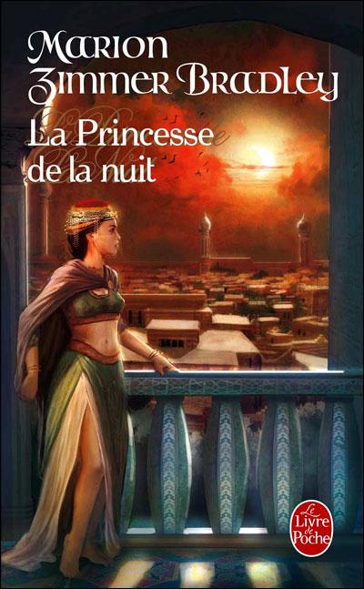Bradley Z. Marion - La princesse de la nuit 9782253141631