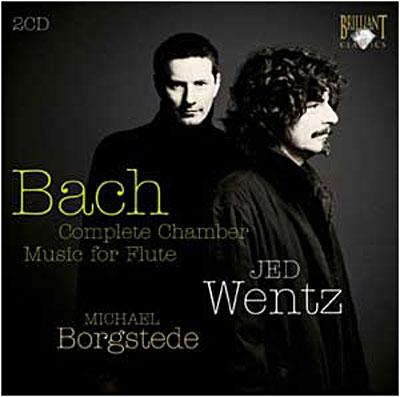 Les sonates pour flute de J.S. Bach. 5028421938141