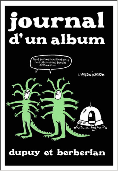 Journal d'un album