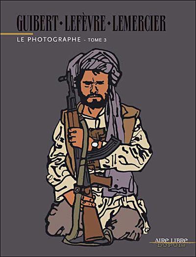 Le photographe tome 3
