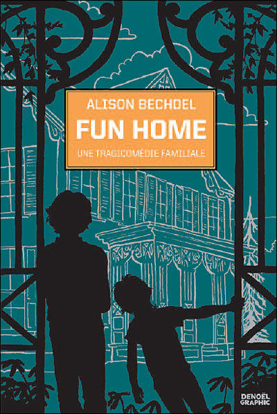 fun home alison bechdel Praise for fun home: a family tragicomic if david sedaris could draw, and if bleak house had been a little funnier, you'd have alison bechdel's fun home.