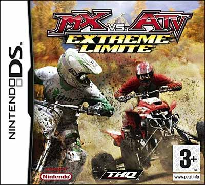 MX vs ATV : Extreme Limite DS
