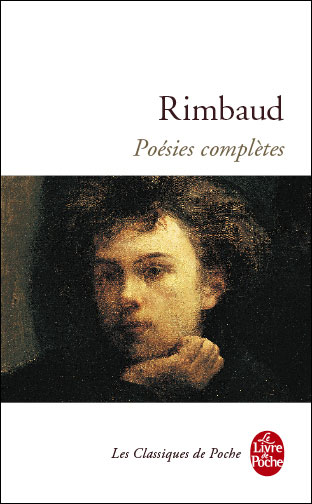 POESIES d'Arthur Rimbaud 9782253096351
