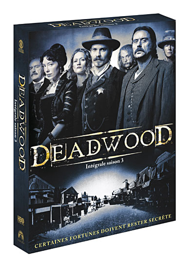 Deadwood Saison 3 VF et Vostf DVD 1 preview 0