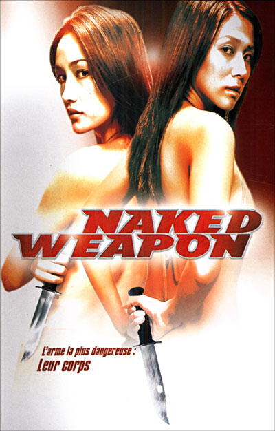 Naked Weapon french dvdrip xvixCAPTAIN TRACKER org preview 0