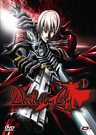 Devil May Cry Vol01 FRENCH DVDRiP XViD preview 0