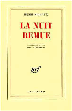 Henri Michaux contre