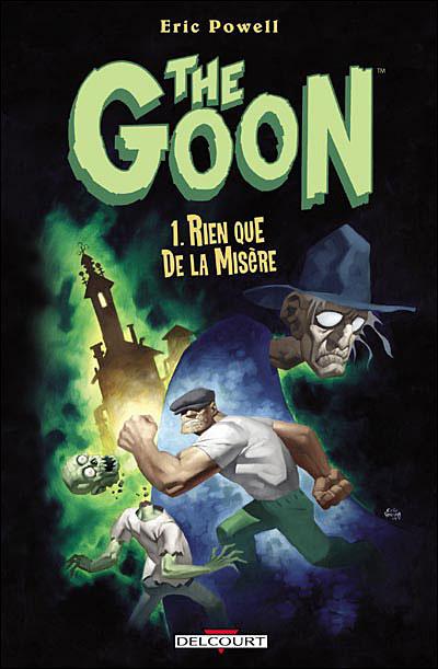 The Goon par Eric Powell 9782847897661
