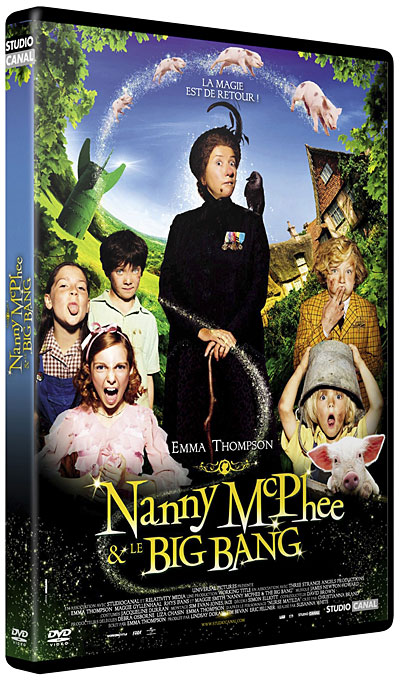 [MULTI] Nanny McPhee et le big bang [DVDR] [PAL]
