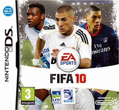 [HF] FIFA 2010  [NDS]