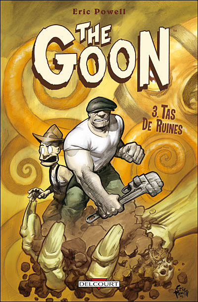 The Goon par Eric Powell 9782756003771