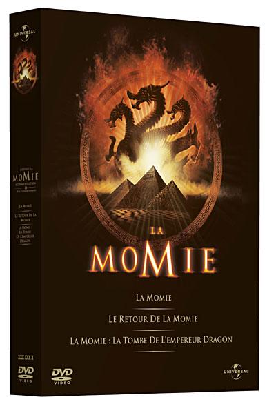 La Momie I-II-III [DVDRIP] [TRUEFRENCH] [1Cd et AC3] [RG]