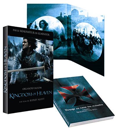 Kingdom of Heaven : Director's Cut 3388334870481