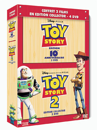 Image  sc 1 st  DVDizzy.com & DVDizzy.com u2022 View topic - [France] Toy Story Collectoru0027s Edition ... Aboutintivar.Com