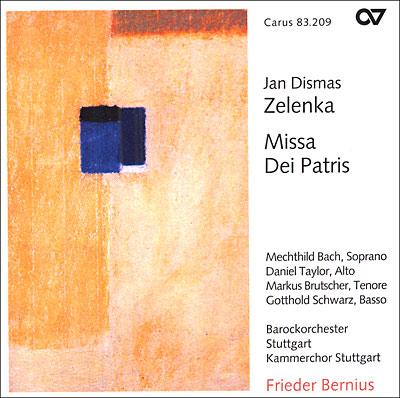 Jan Dismas ZELENKA 4009350832091