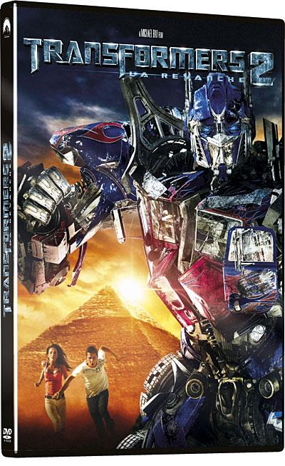 Transformers 2: la Revanche [DVDRIP] [TRUEFRENCH] AC3-X264 [FS]