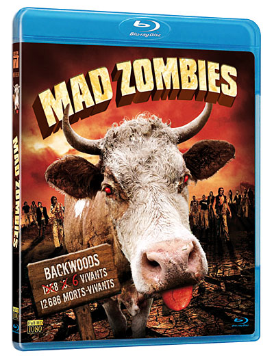 Mad Zombies affiche