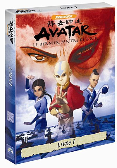 [US] [FS] Avatar, le Dernier Maоtre de l'Air l'air  [DVDRiP-FR]