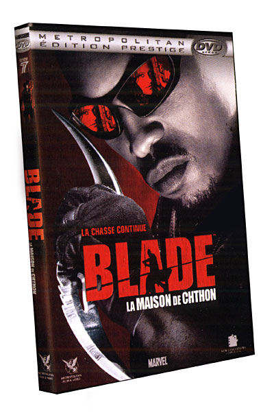 Blade La Maison De Chthon TRACKERSURFER FRENCH DVDRIP XVID  avi preview 0