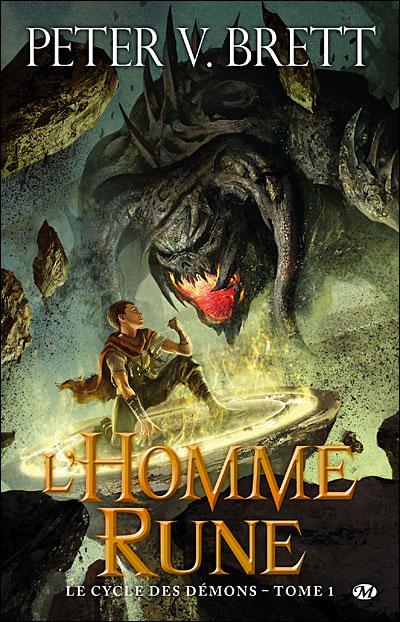 L'Homme Rune - Peter V. Brett - Page 2 9782811201791