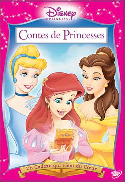 Contes de princesses Volume 1  [DVDRIP] [FS]